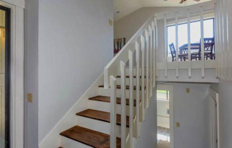 Remodeled Staircase in Whole Home