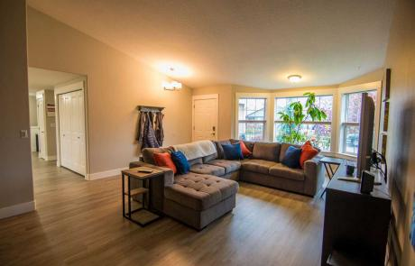 Whole Home Remodeling Living Room