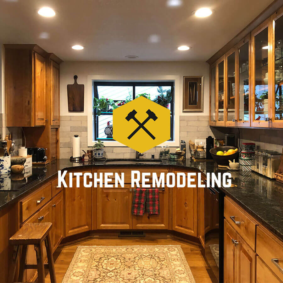 North Light Builders Kitchen Remodel