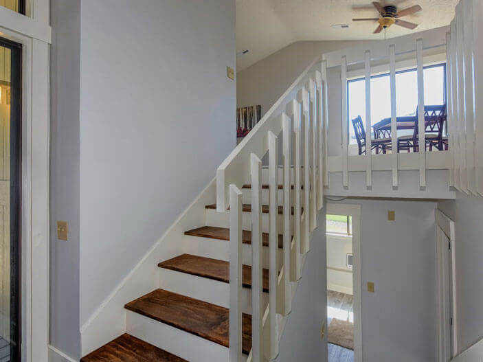 Whole Home Remodeling Staircase