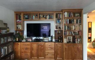 Whole Home Remodel Entertainment Center