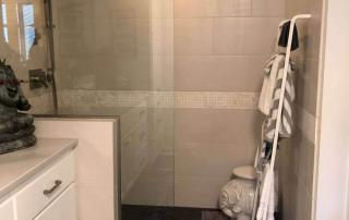 Whole Home Remodel Guest Bathroom Shower